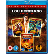 The Lou Ferrigno Cult Collection (UK-import) (BLU-RAY)