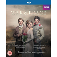 War And Peace (UK-import) (BLU-RAY)