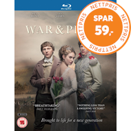 Produktbilde for War And Peace (Miniserie) (2016) (UK-import) (BLU-RAY)