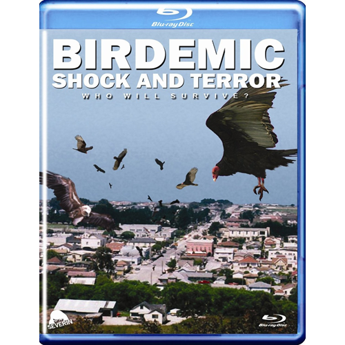 Birdemic - Shock And Terror (UK-import) (BLU-RAY)