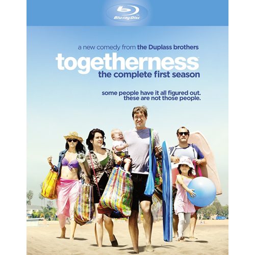Togetherness - Sesong 1 (UK-import) (BLU-RAY)