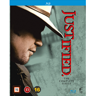Justified - The Complete Series (BLU-RAY)
