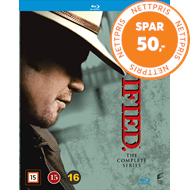 Produktbilde for Justified - The Complete Series (BLU-RAY)