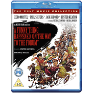 A Funny Thing Happened On The Way To The Forum (UK-import) (BLU-RAY)