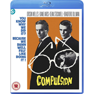 Compulsion (UK-import) (BLU-RAY)