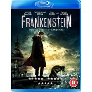 Frankenstein (UK-import) (BLU-RAY)