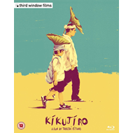 Kikujiro (UK-import) (BLU-RAY)