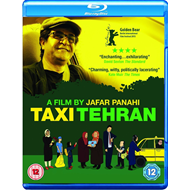 Taxi Tehran (UK-import) (BLU-RAY)