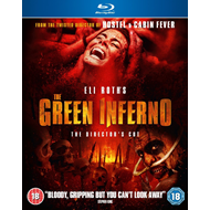 The Green Inferno (UK-import) (BLU-RAY)