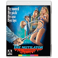 The Mutilator (UK-import) (BLU-RAY)
