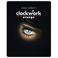 A Clockwork Orange - Steelbook Edition (BLU-RAY)