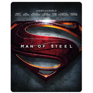 Man Of Steel - Steelbook Edition (BLU-RAY)