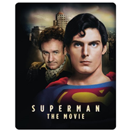 Superman The Movie - Steelbook Edition (BLU-RAY)
