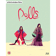 Dolls (UK-import) (BLU-RAY)