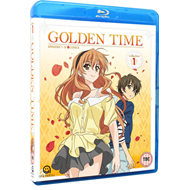Golden Time - Collection 1 (UK-import) (BLU-RAY)