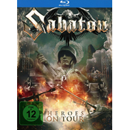 Sabaton - Heroes On Tour (BLU-RAY)