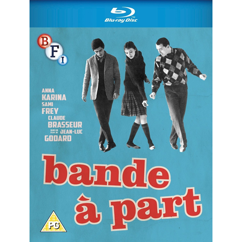 Band A Part (UK-import) (BLU-RAY)