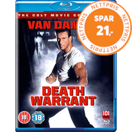 Produktbilde for Death Warrant (UK-import) (BLU-RAY)