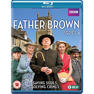 Father Brown - Sesong 4 (UK-import) (BLU-RAY)