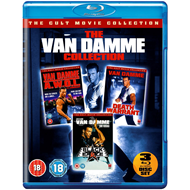 Produktbilde for The Van Damme Collection (UK-import) (BLU-RAY)