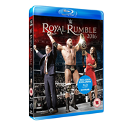 WWE: Royal Rumble 2016 (UK-import) (BLU-RAY)