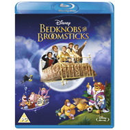 Bedknobs And Broomsticks (UK-import) (BLU-RAY)