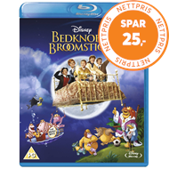 Produktbilde for Bedknobs And Broomsticks (UK-import) (BLU-RAY)