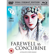 Produktbilde for Farewell My Concubine (UK-import) (BLU-RAY)