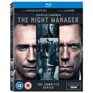 Produktbilde for The Night Manager (UK-import) (BLU-RAY)