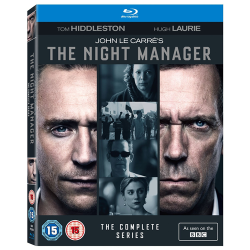 The Night Manager (UK-import) (BLU-RAY)
