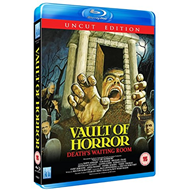 Produktbilde for Vault Of Horror - Uncut Edition (UK-import) (BLU-RAY)