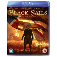 Black Sails - Sesong 3 (UK-import) (BLU-RAY)