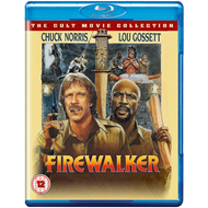 Firewalker (UK-import) (BLU-RAY)