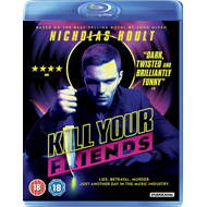Kill Your Friends (UK-import) (BLU-RAY)