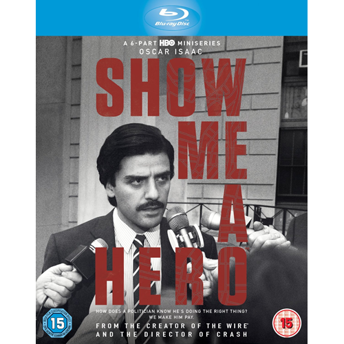Show Me A Hero (UK-import) (BLU-RAY)