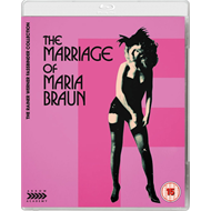The Marriage Of Maria Braun (UK-import) (BLU-RAY)