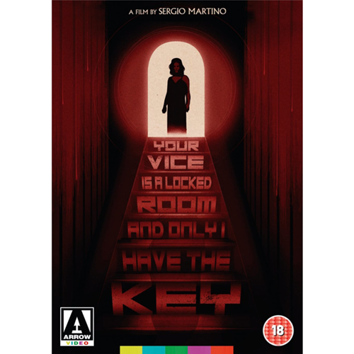 Your Vice Is A Locked Room And Only I Have The Key (UK-import) (BLU-RAY)