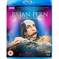 Brian Pern - The Complete Series 1 - 3 (UK-import) (BLU-RAY)