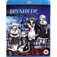 Brynhildr In The Darkness - Complete Collection (UK-import) (BLU-RAY)