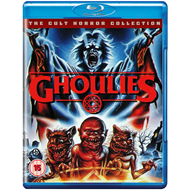 Ghoulies (UK-import) (BLU-RAY)