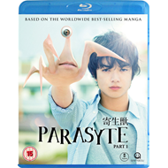 Parasyte - Part 1 (UK-import) (BLU-RAY)