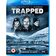 Trapped - Sesong 1 (UK-import) (BLU-RAY)
