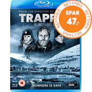 Produktbilde for Trapped - Sesong 1 (UK-import) (BLU-RAY)