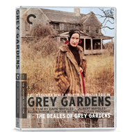 Produktbilde for Grey Gardens - Criterion Collection (UK-import) (BLU-RAY)