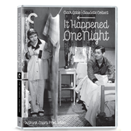 Produktbilde for It Happened One Night - Criterion Collection (UK-import) (BLU-RAY)