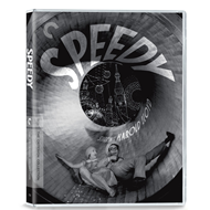 Speedy - Criterion Collection (UK-import) (BLU-RAY)