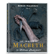 The Tragedy Of Macbeth - Criterion Collection (UK-import) (BLU-RAY)