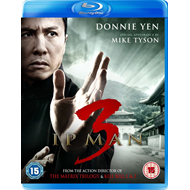 Ip Man 3 (UK-import) (BLU-RAY)