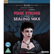Pink String And Sealing Wax (UK-import) (BLU-RAY)