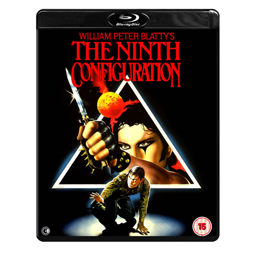 The Ninth Configuration (UK-import) (BLU-RAY)